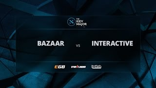 Team Bazaar vs Interactive.ph, , The Kiev Major SEA Open Qualifiers