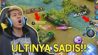 Download Video NEW HERO LESLEY!! ULTINYA NGEJER + JAUH + SAKIT!! WKWK - MOBILE LEGENDS INDONESIA MP3 3GP MP4