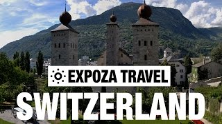 Travel video about destination Switzerland. We take you to the Berner Oberland and ride the Jungfrau Railway to the