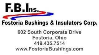 Fostoria (OH) United States  city images : Fostoria Bushing & Insulators Corporation, Fostoria Ohio