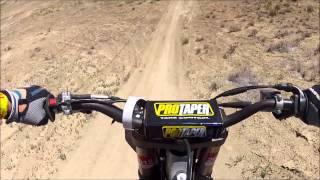 9. Test Ride: 2006 Yamaha YZ450F