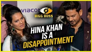Video Hina Khan Is A Disappointment Says Ex Bigg Boss Contestants Keith Sequeira And Rochelle Rao MP3, 3GP, MP4, WEBM, AVI, FLV November 2017