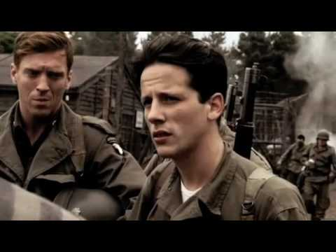 The Band of Brothers concentration camp scene is still one of the most surreal things I've seen on television...