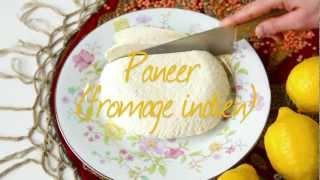 Paneer (fromage indien)
