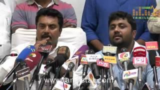 Komban Movie Press Meet