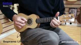 What Size Ukulele? Soprano v Concert v Tenor