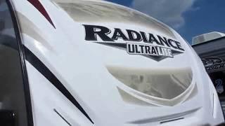 6. 2018 Cruiser Radiance Ultra Lite 25RL Stock#17 159