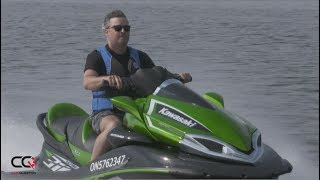 1. Kawasaki Jet Ski Ultra 310LX : Most powerful Jet Ski ever!