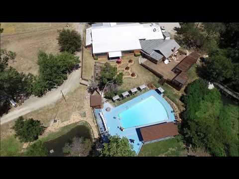 Cedar Canyon Dude Ranch For Sale by Rural Texas com