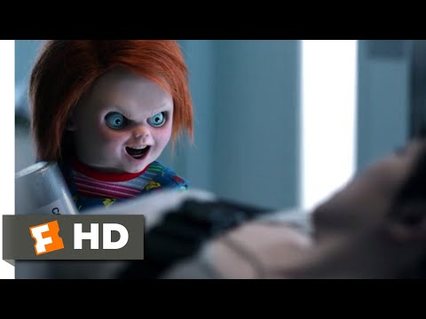 Cult Of Chucky (2017) - Sometimes I Scare Myself Scene (3/10) | Movieclips