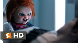 Nonton Cult of Chucky (2017) - Sometimes I Scare Myself Scene (3/10) | Movieclips Film Subtitle Indonesia Streaming Movie Download