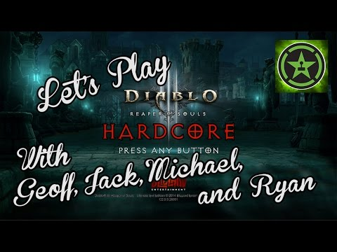 3. - Join Geoff, Jack, Michael, and Ryan as they play Diablo 3 Hardcore. RT Store: http://roosterteeth.com/store/ Rooster Teeth: http://roosterteeth.com/ Achievement Hunter: http://achievementhunter.c...