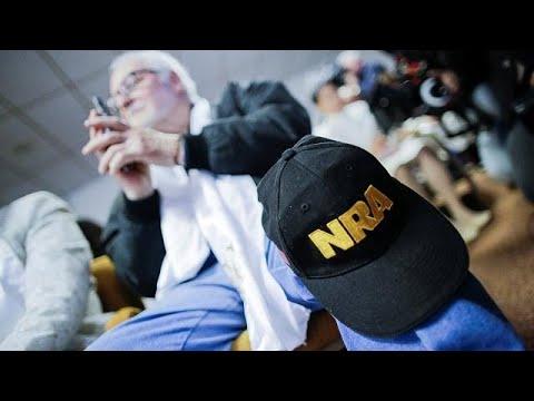 Οξεία αντίδραση της Ένωσης Όπλων (NRA) που μηνύει την Πολιτεία της Φλόριντα…