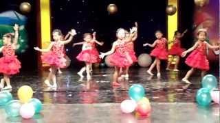 CLB Tuổi thần tiên - Vũ điệu tuổi thơ - Trường quay S10