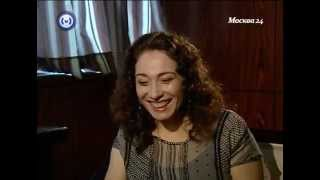 Regina Spektor gives interview in Russian (English subtitles)