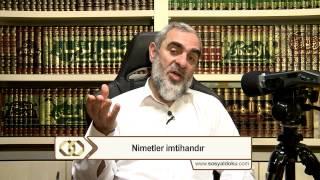 10-Nimetler imtihandır - Nureddin Yıldız - Sosyal Doku Vakfı