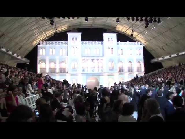 Как это на самом деле... | Pronovias Fashion Show 2015