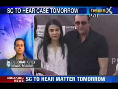 sanjay - NewsX: In a new turn of events, Sanjay Dutt has applied in special TADA court to seek permission to directly surrender in Pune's Yerawada Jail. The Supreme c...