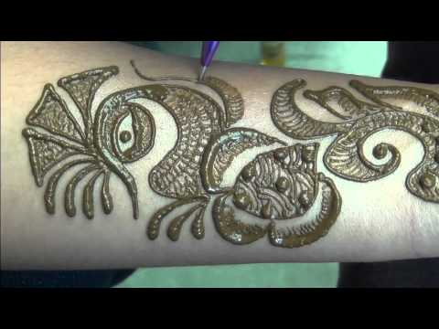 More than 100 Latest Mehandi Disigns 2012 [HQ] # 1