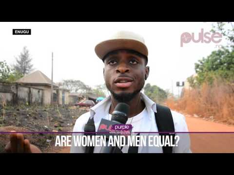 Purple 5050: Are Women and Men Equal? | Pulse TV Vox Pop