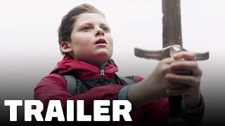 The Kid Who Would Be King Trailer (2019)  Patrick Stewart, Louis Ashbourne Serkis