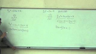 Intermediate Algebra Lecture C.1 Part 7