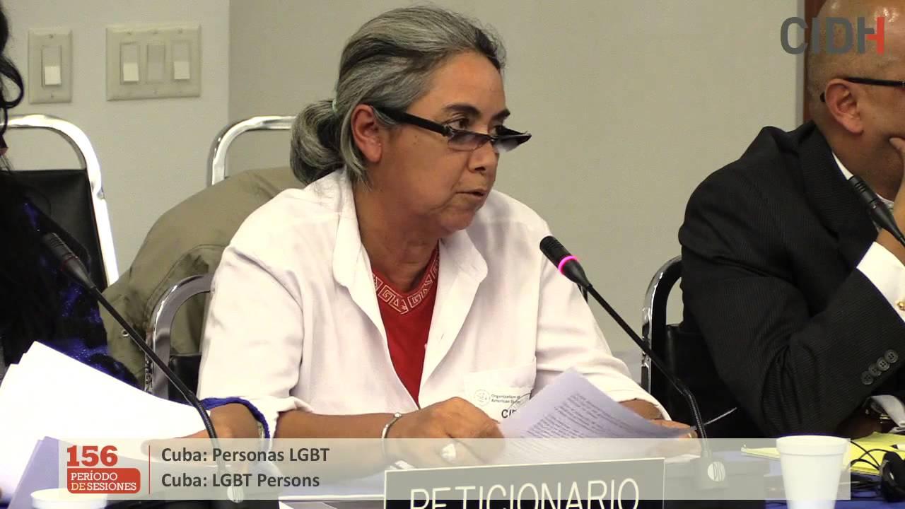 Situaci�n de derechos humanos de las personas LGBT en Cuba