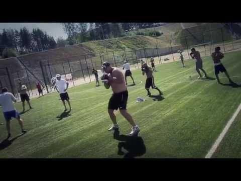 Олимпийская платформа - Подготовка к чемпионату России по боксу 2014