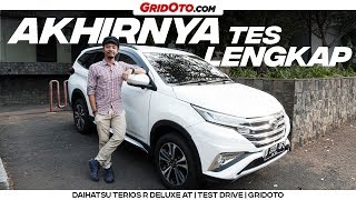 Download Video Nyobain Daihatsu Terios R Deluxe AT | Test Drive | GridOto MP3 3GP MP4