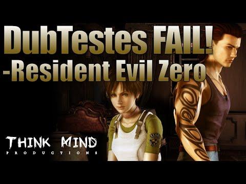 Mind - Compartilhe no Facebook: http://goo.gl/Xf5q3y Testes de Dublagem para Resident Evil Zero Por isso que a Capcom não investe no Brasil XD Veja outros DubTestes FAIL! Resident Evil Revelations...