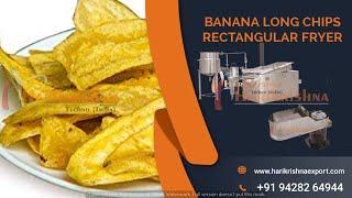 BANANA CHIPS PLANT - WHATSAPP - +91-9428264944