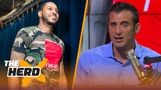Doug Gottlieb on the chances Melo succeeds in Houston, LaVar's cry for relevance | NBA | THE HERD