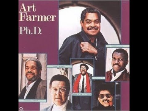 Art Farmer – Ph.D. (Full Album)