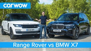 Video BMW X7 vs Range Rover - see which is the best luxury SUV? MP3, 3GP, MP4, WEBM, AVI, FLV Agustus 2019