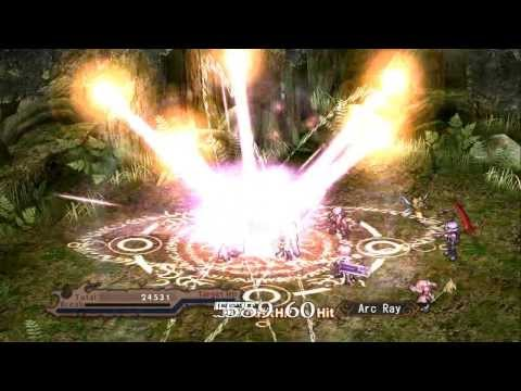 Video of RPG Record of Agarest War
