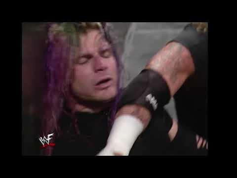 WWF Smackdown! 12/28/2000 - Hardcore Match - Jeff Hardy vs. Raven