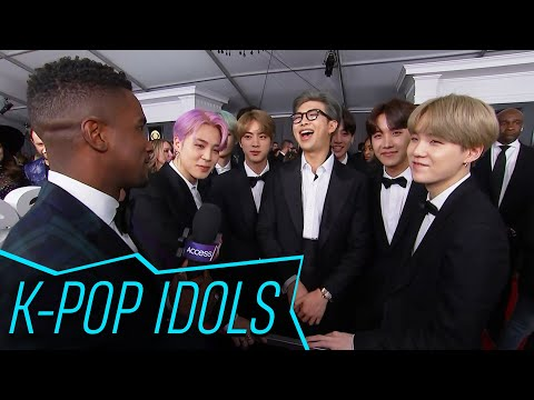 BTS Share Their Dream Collaboration Stars… & You Won't Believe Who!  Access