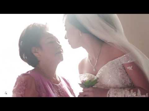 the Wedding of Christian & Herlina