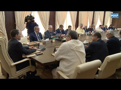 العرب اليوم - شاهد:مجلس الحكومة المغربية يصادق على عدد من النصوص القانونية والتنظيمية