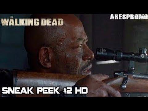 """The Walking Dead 8x09 Sneak Peek #2 Season 8 Episode 9 HD """"Honor"""""""