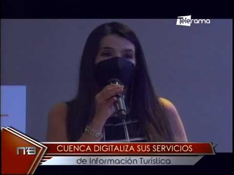 Cuenca digitaliza sus servicios de información turística