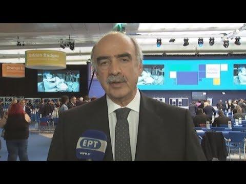 Μεϊμαράκης:Οδηγός μου,ο κοινωνικός φιλελευθερισμός που υπηρετεί τον άνθρωπο και τα ευρωπαϊκά ιδεώδη