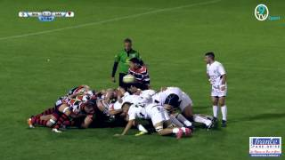 Pamiers France  City pictures : Samedi 22 Octobre - Rugby - Fédérale 2 - PAMIERS -SAVERDUN