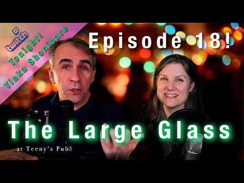 Episode 18 The Large Glass with Todd and Terri - Yinka Shonibare