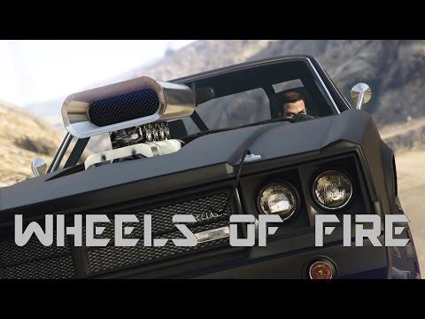GTA 5 WHEELS OF FIRE (1985 trailer)