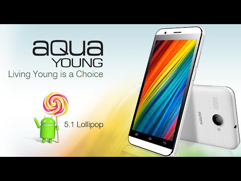 Intex Aqua Young Launched | Priced at Rs 5,090