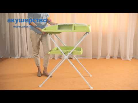 Пеленальный столик для реборна своими руками видео