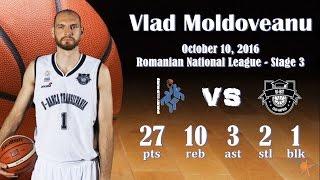 2016.10.10 Vlad Moldoveanu at BC Mures