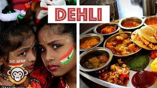 Video 10 AMAZING Things to do in DELHI, India - Go Local (2017) MP3, 3GP, MP4, WEBM, AVI, FLV November 2017