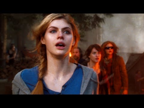 Movie trailer - Percy Jackson: Sea of Monsters Trailer 2013 - Official movie trailer in HD - stars Logan Lerman, Sean Bean, Nathan Fillion, Alexandra Daddario, Leven Rambin ...